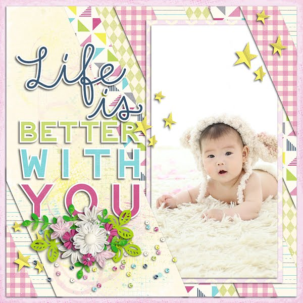 Life is Better With You