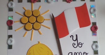 Lindas manualidades cartel con material reciclado - Baneras con cambiador para bebes ...