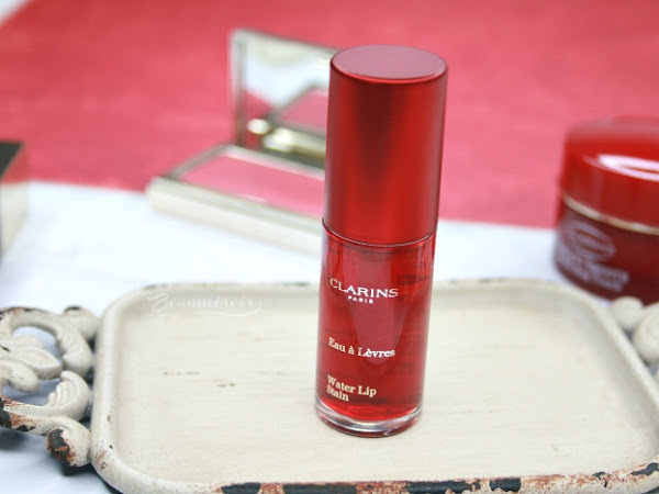#FrenchFriday : New Clarins Water Lip Stain