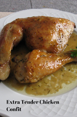 Extra Tender Chicken Confit