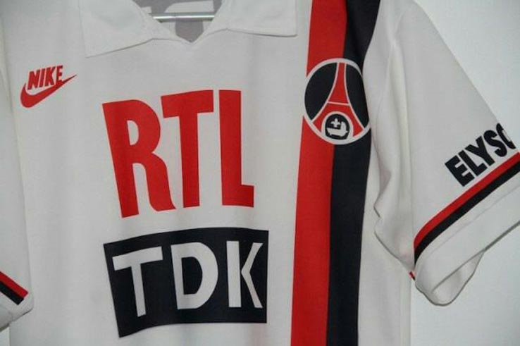 44e99c6f115d PSG s 2019-2020 third kit will introduce a 1990s-inspired look