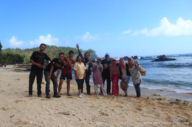 Bersama Teman MIP UGM