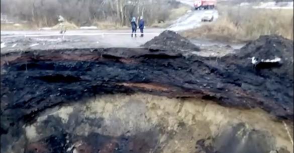 Apa yang menyebabkan Tanah Bergerak Di Siberia