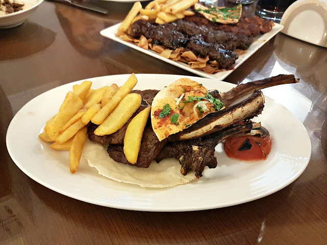 Lamb Chops at Ayam Zamam, Kuwait