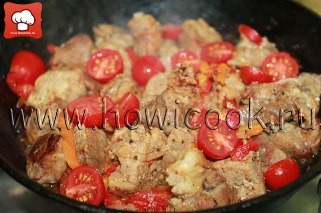 рецепты кавказской кухни с пошаговыми фото