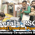 Kerala PSC - Junior Clerk/Secretary, Co-operative Societies - Model Question Paper 09