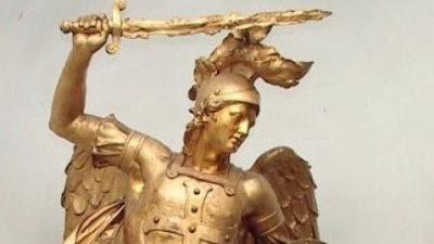 St. Michael Archangel (statue)