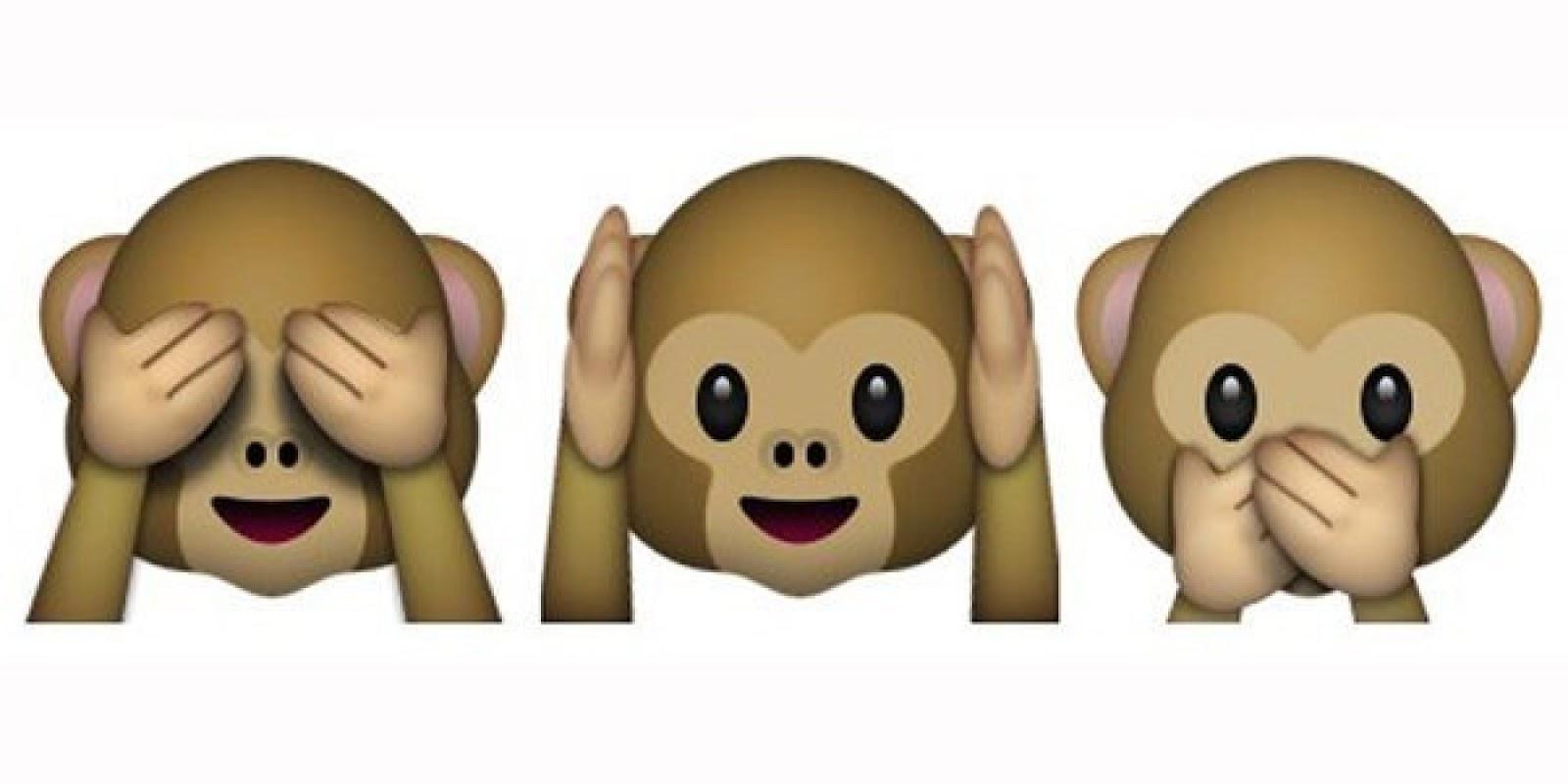 Resultado de imagen de ver oir y callar monos