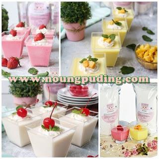 bubuk jelly puding
