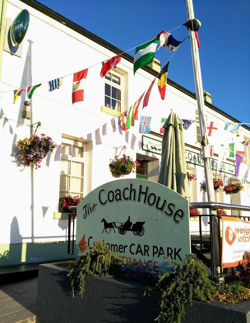 the coach house, Moycullen