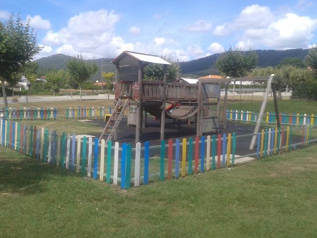 Parque Infantil de Melres