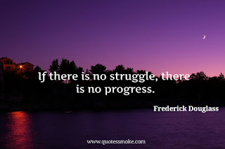 Motivational Quote By Frederick Douglass