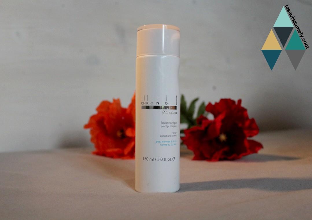 lotion tonique pour nettoyer, apaiser et purifier sa peau