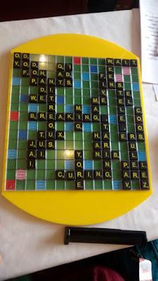 Wordaholix Scrabble 6