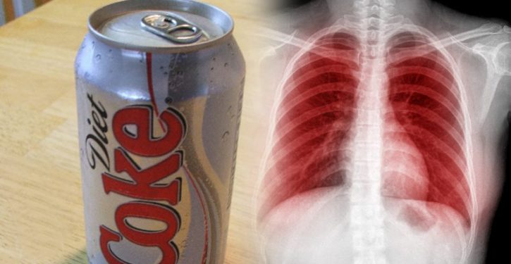 Here's What Happens To Your Body When You Drink Soda Light
