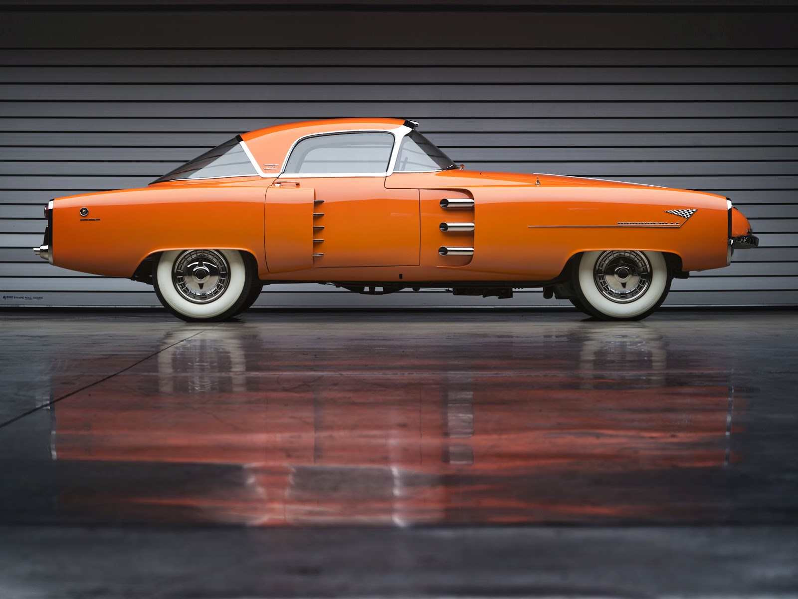 Lincoln Indianapolis Concept