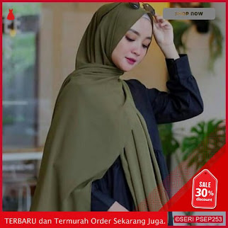 OLO611 Jilbab PASHMINA Sabyan DIAMOND | BMGShop