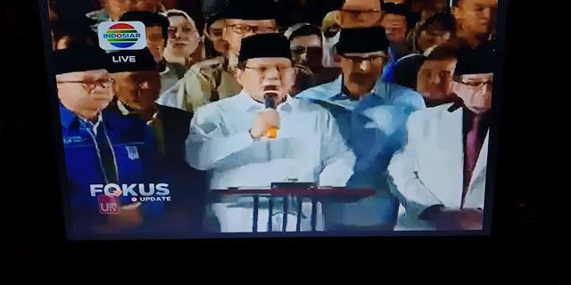 Sah! Prabowo Umumkan Sandiaga Uno Sebagai Cawapres, Tanpa Demokrat!