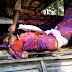 कुचलकर महिला एवं बच्चा का मौत :फुलपरास