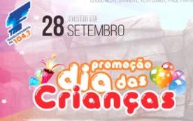 Promoção Transcontinental FM Dia das Crianças 2017 Magic City Nego Borel