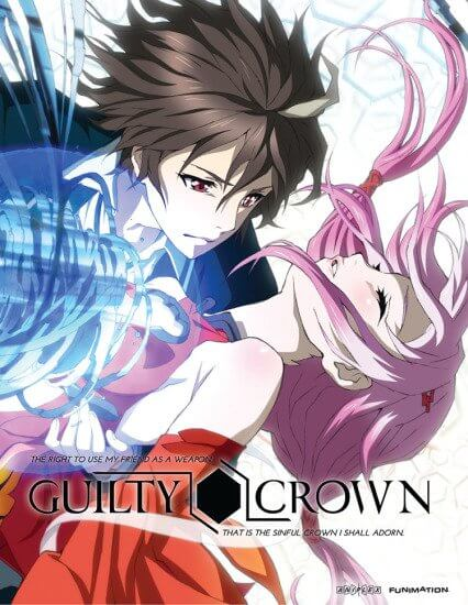 Download Guilty Crown Sub Indo BD : Episode 1-22 END | Anime Loker