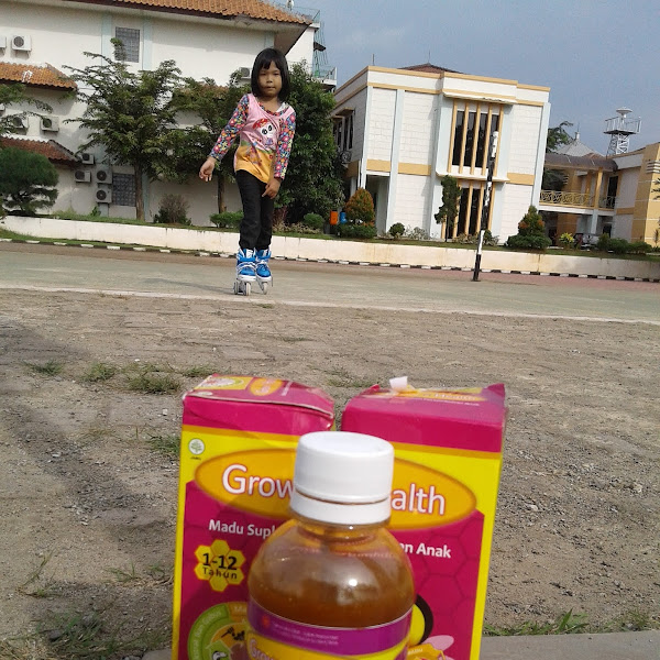 Grow N Health Madu Alami Disukai Anak-Anak