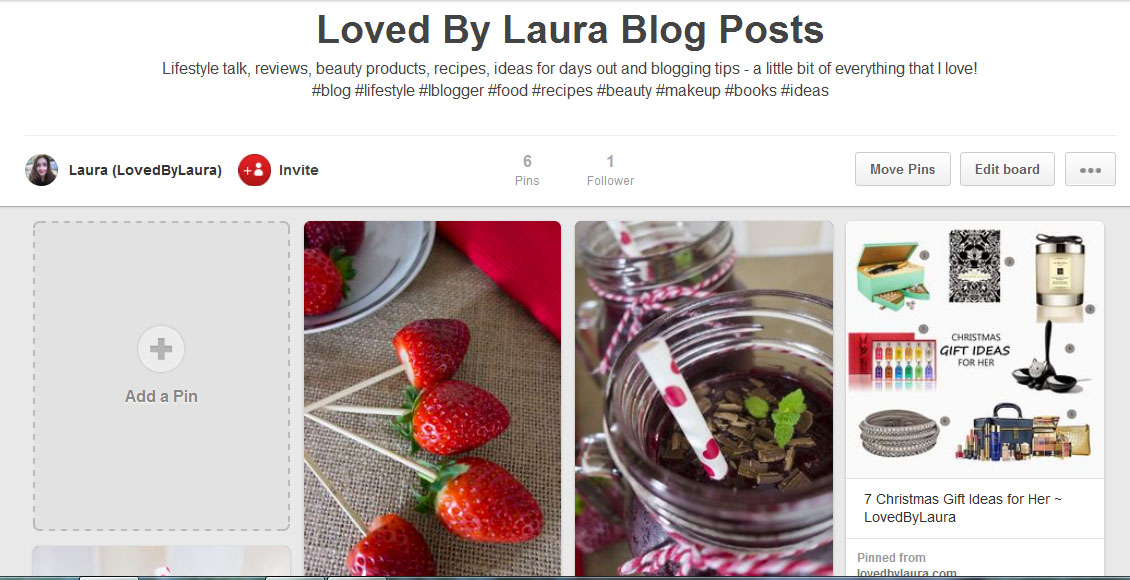 6 Ways To Use Pinterest For Blogging / Hints and Tips