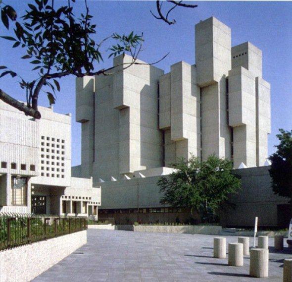 Cantarranas arquitecto brutalista Arquitectura brutalista