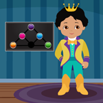 Games4King Cute Prince Escape Walkthrough