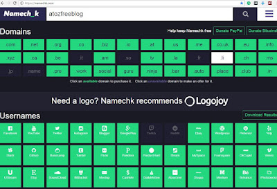 how to find one username to all platform