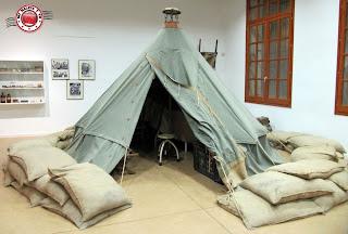 Museo de la Batalla del Ebro en Gandesa