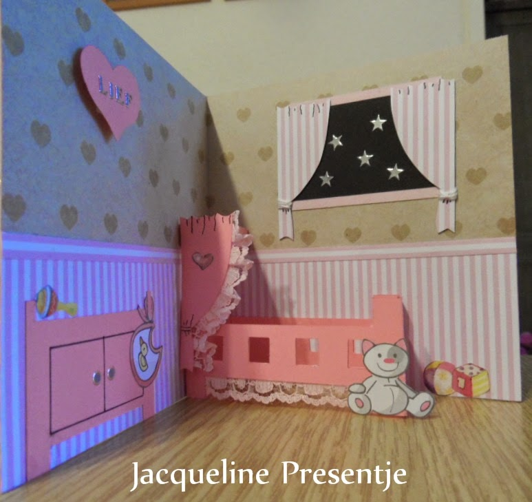 Jacqueline Presentje Baby slaapkamer
