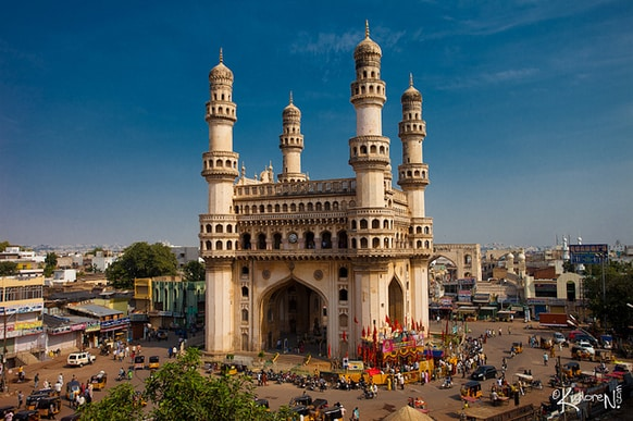 History-of-Hyderabad-charminar-exploretelangana