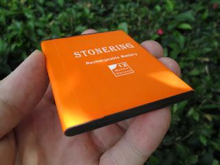 Baterai Caterpillar B15 B15Q Merk Stonering 2000mAh Outdoor Phone