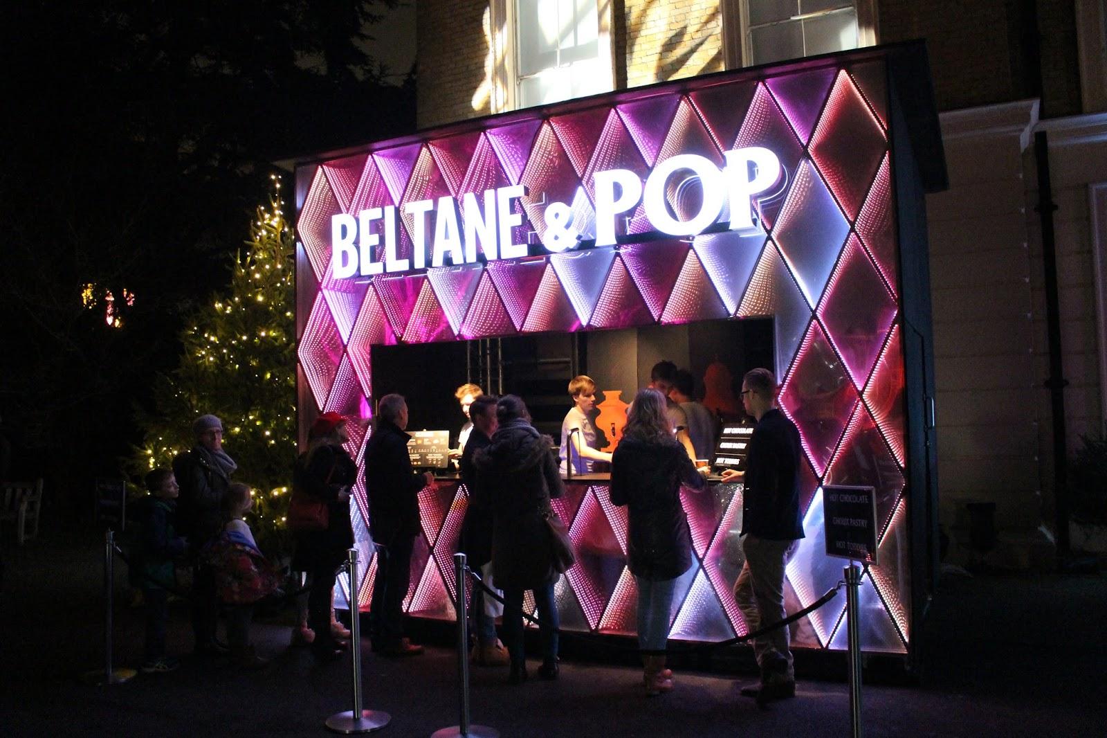beltane & pop kew gardens