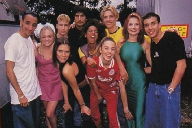 Los Backstreet Boys y las Spice Girls rechazan irse de gira juntos.
