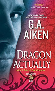 Chains & Flames by G.A. Aiken