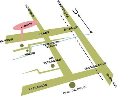 Alamat TPQ Al-Ghozali