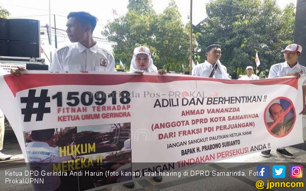 Petinggi Gerindra Sebut Politikus PDIP Bodoh dan Hina