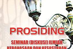 PROSIDING HASIL PENELITIAN BAHASA DAN SASTRA (2013)