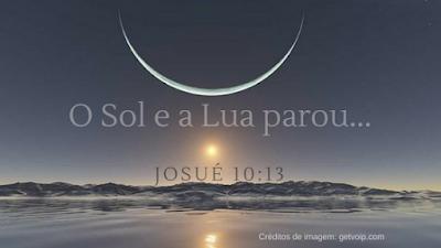 """""""O sol e a lua parou"""" a bíblia e a terra plana #pt03"""