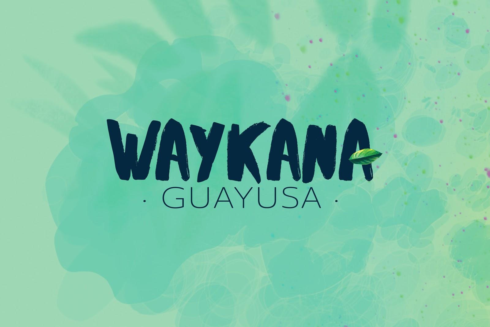 Waykana Guayusa On Packaging Of The World Creative