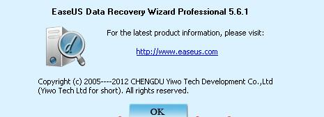 EASEUS Data Recovery Wizard Professional v5.6 Descargar 1 Link 2012