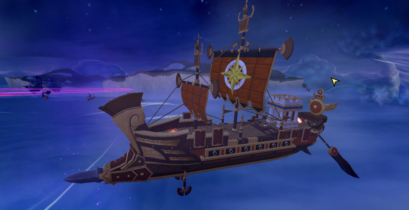 Completing Your Galleon on a Budget   Swordroll's Blog ...