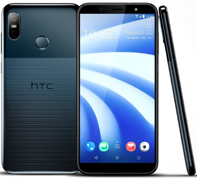 HTC U12 Life Mid-Range Smartphone - 4GB, 64GB, 6-inch Diagonal Screen & Good Specifications