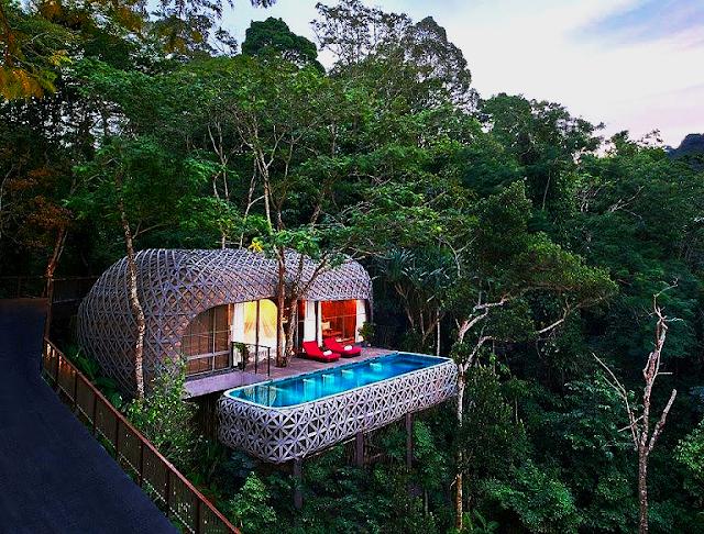 Hôtel Keemala Resort Phuket Thaïlande