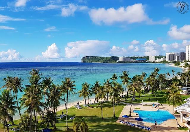 beachfront hotel property