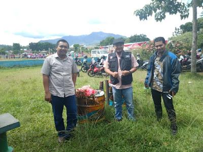 Target 2000 Peserta, KPK Bakal Gelar Festival Kalpataru dan  Sebar Puluhan Drum Kotak Sampah