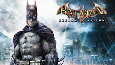 Batman Akkham Asylum Game For PC