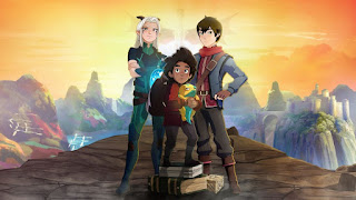 The Dragon Prince, une série d'animation Netflix qu'il faut ...